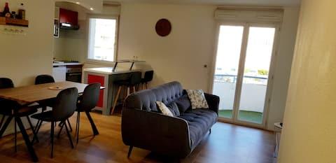 Appartement Zen