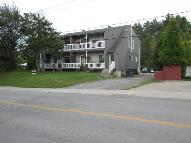 Chambre à louer dans un logement complètement neuf - Saguenay - Apartment