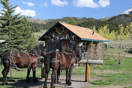 Old Karst Cabin