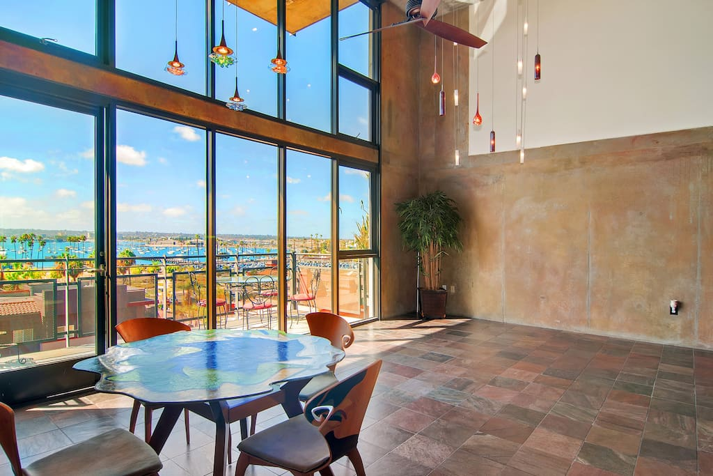 2 bdrm stunning loft in heart of little italy lofts for - Loft industriel san diego californie ...