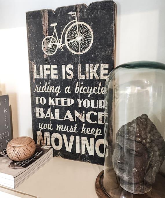 Life is like....