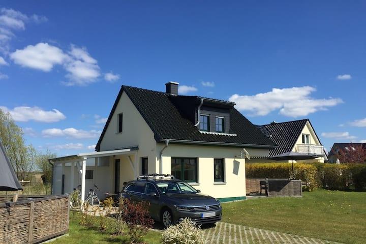 Ferienhaus Ostseestrand-Nienhagen