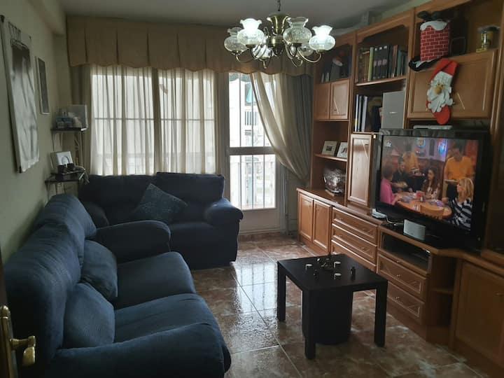 Habitacion en piso compartido 1