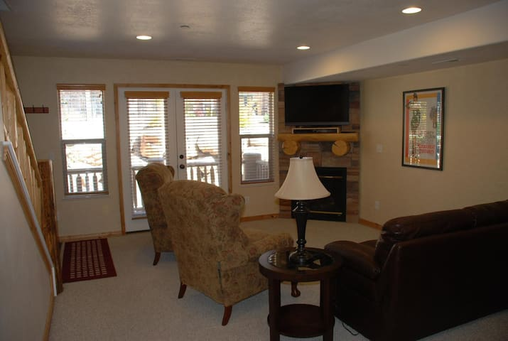 3 br Moose Hollow at Wolf Creek - Eden - Appartement