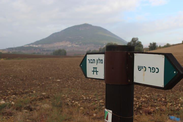 Loft Tavor Landscape Terrace - Kfar Kisch - Loftlakás
