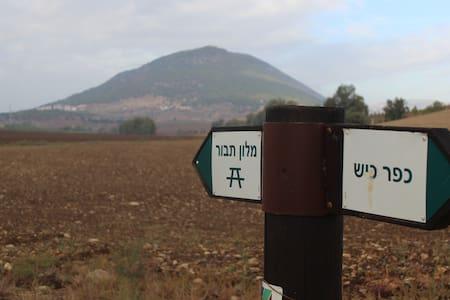 Loft Tavor Landscape Terrace - Kfar Kisch - Loft空間