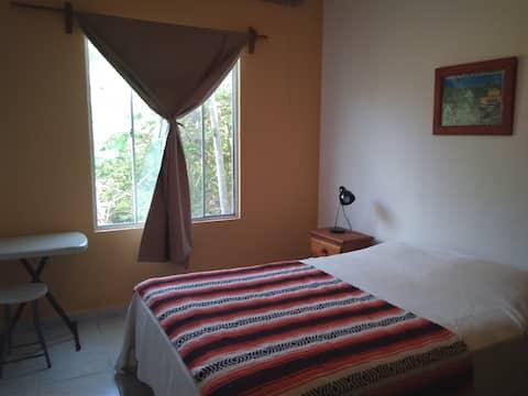 Clean and quiet bedroom