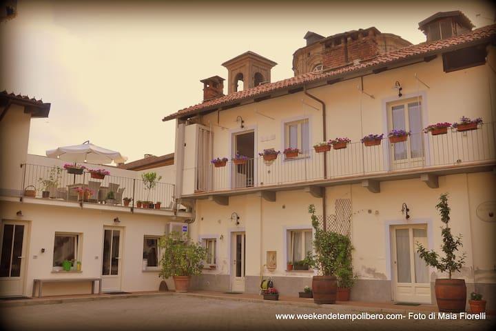 "Residence ""Il frutteto"": La mela reale - Venaria Reale"