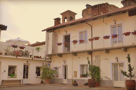 "Residence ""Il frutteto"": La mela reale - Venaria Reale - 家庭式旅館"