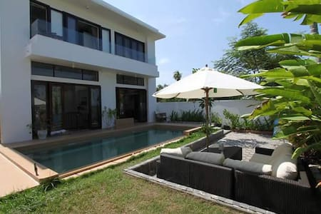 4 BED ROOM VILLA WITH BIG SWIMMING POOL - Hội An
