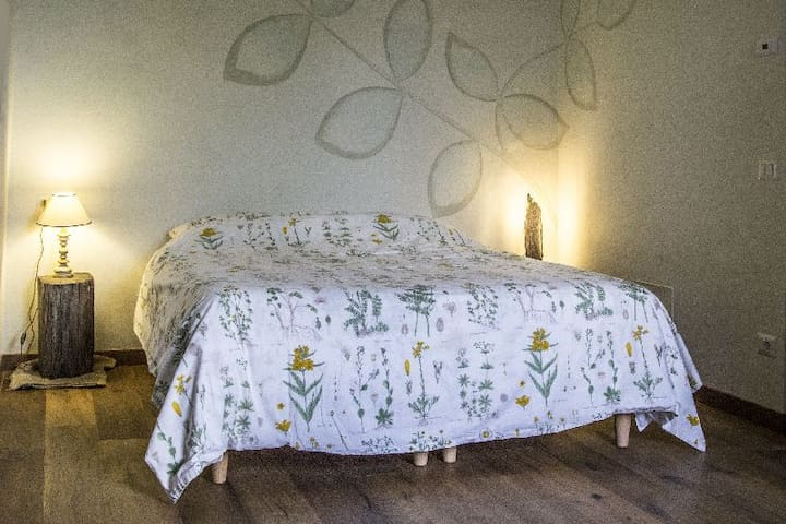 Farm hosting in Tertulia - Room Foglie - Vicchio - Vacation home