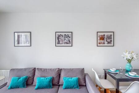 Tamblin Lodge - Fresh, Modern Apartment