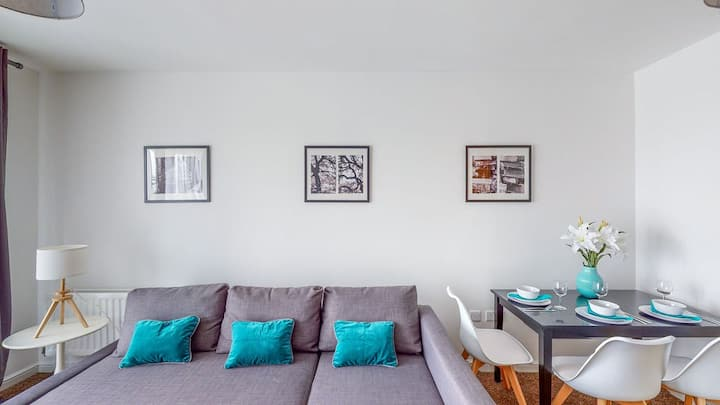 Tamblin Lodge - Fresh, Modern Apartment