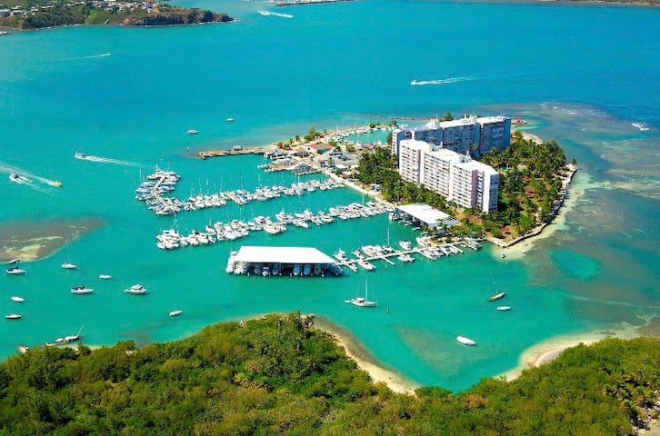 Wonderful place in a Private Island, Isleta Marina