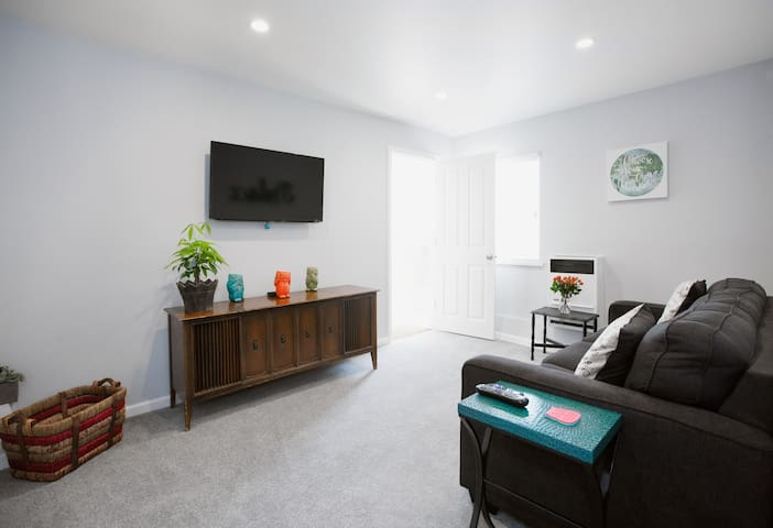 Private & Beautiful Remodeled 1 Bedroom Apartment - San Francisco - Flat