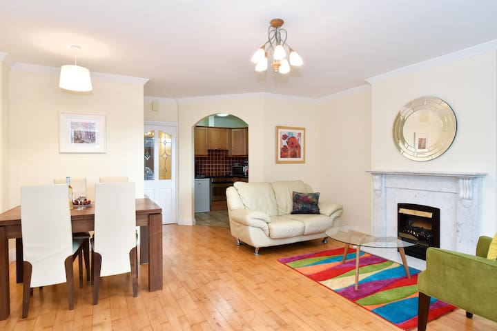 Dun Na Coiribe, 2 Bed Luxury Apt in Galway City.