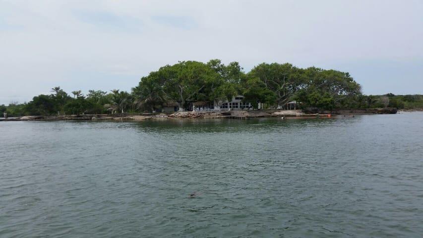 Habitación para 2 personas en Isla Cocón de Barú