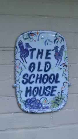 Old School House - White River - Huis