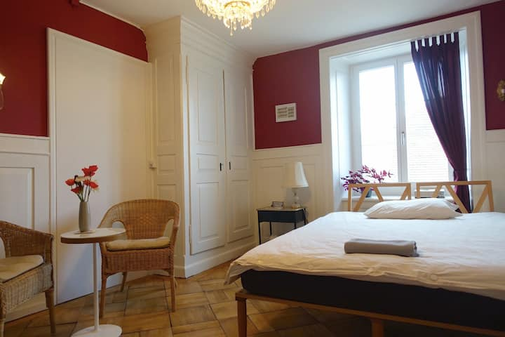 Room Isabella Bird for 1-2 persons in Aarau