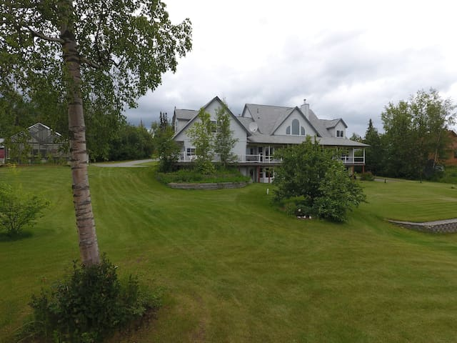 The Birchview Inn -(All rooms & Suites) - Wasilla - Hus