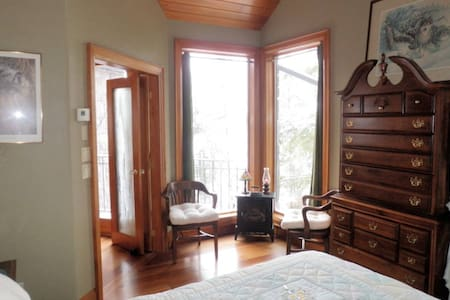 Exec Waterfront PrivateRetreat B&B3 - Buckhorn - Bed & Breakfast