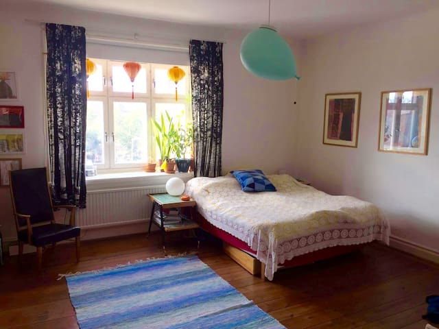 Charming apartment in trendy area - Stockholm - Apartment