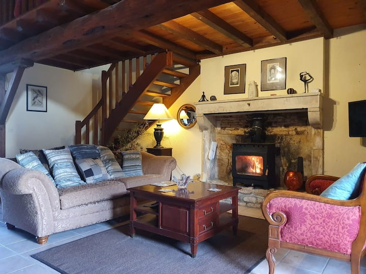 Beautiful House close to La Vallee des Singes