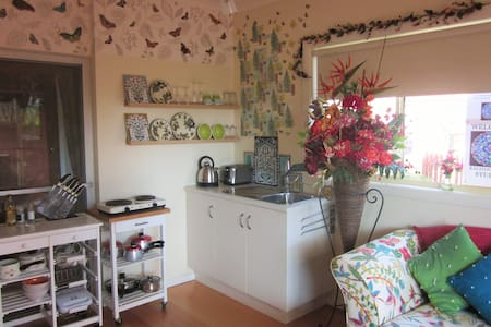 Your cheerful, private sanctuary for 2 or 3 guests - Mt Waverley - Apartament