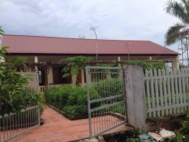 Thanh Thuy homestay - tp. Yên Bái - Hus