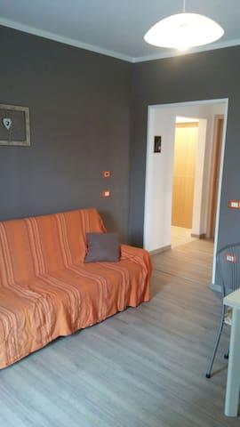 Appartamento moderno luminoso e accogliente