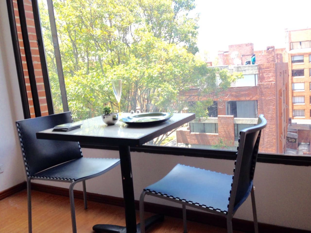 Lovely View Close To 93 Park Houses For Rent In Bogot Bogota  # Muebles Full House Bogota