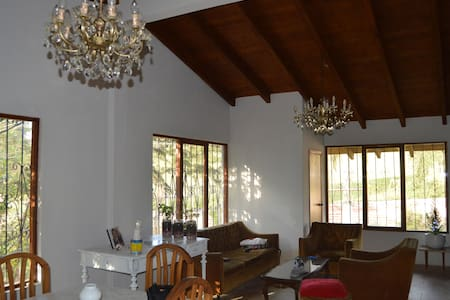 Comfortable Single room & organic rural experience - Puembo - House