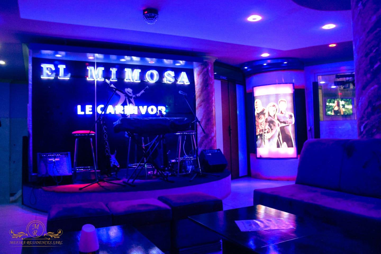 El Mimosa Complex. 2 rooms 2 big beds