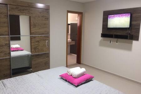 Hostel Vale das Orquideas Apt. 07