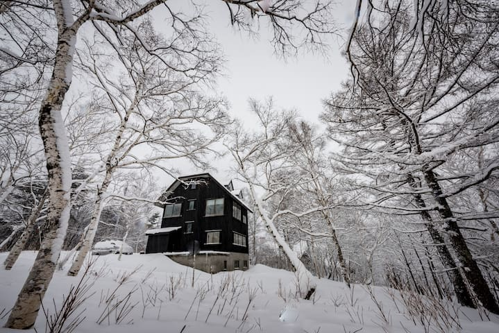 Single Studio - Cortina Apartments - Otari-mura - Appartement
