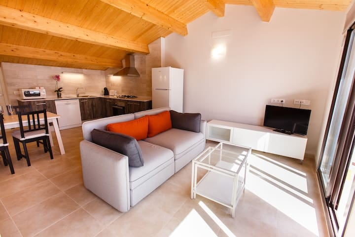 Spacious new apartment at the beach. Barcelona - Canet de Mar - Flat