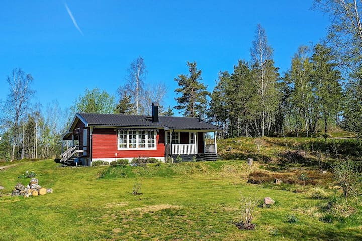 Maison de vacances pour 4 a FÄRGELANDA