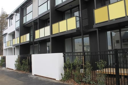 Modern, city centre apartment - Christchurch - Pis