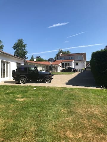 homely/spacious between le touquet and montreuil