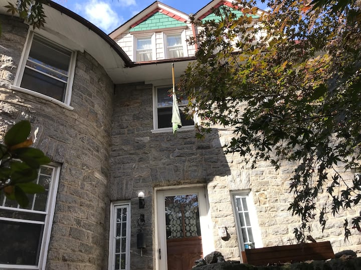 #1-Beautiful historic house, 1 of 4 bedrooms