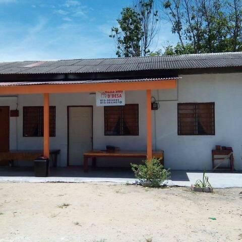Homestay D'Desa Gerik Perak