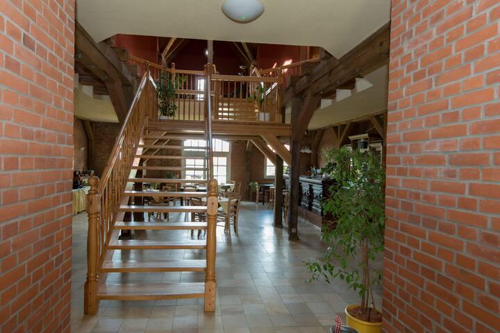 Idyllisches Appartement in Rerik mit Garten