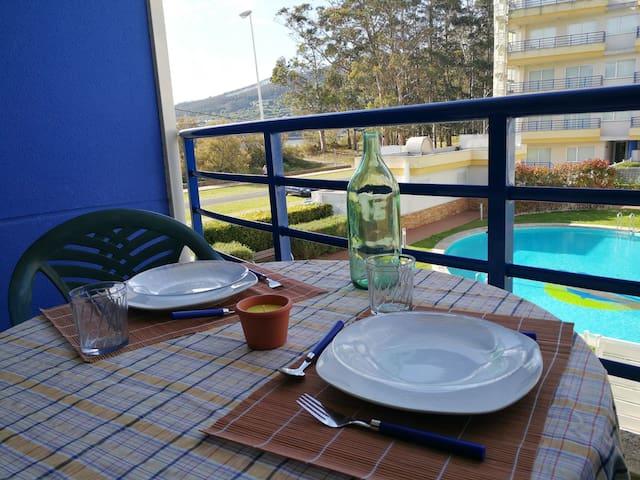 Apartamento fantástico en Puerto Azul (Cedeira)