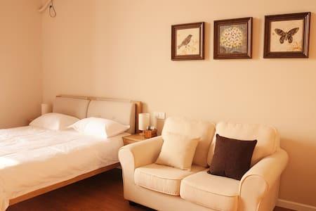 【10号】苏州木渎古镇loft公寓 - Suzhou - Pis