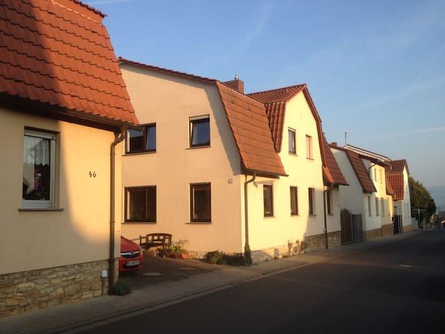 gemütliche Ferienwohnung für 1-4 Personen - Gau-Algesheim - Lejlighedskompleks