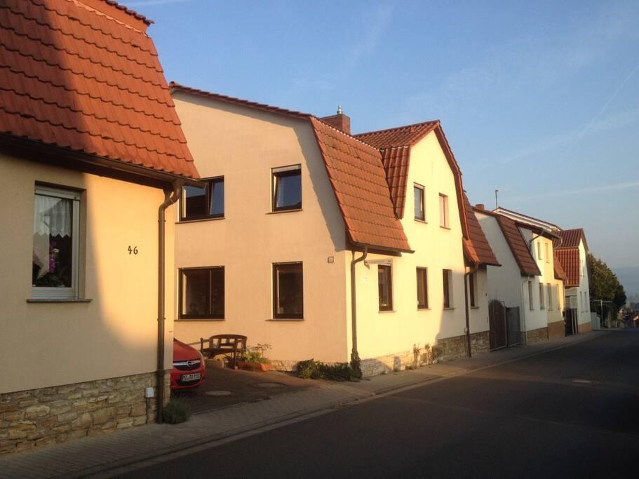 Hausansicht Herbornstrasse 44-46