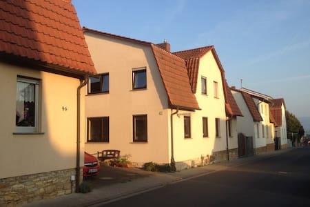 gemütliche Ferienwohnung für 1-4 Personen - Gau-Algesheim