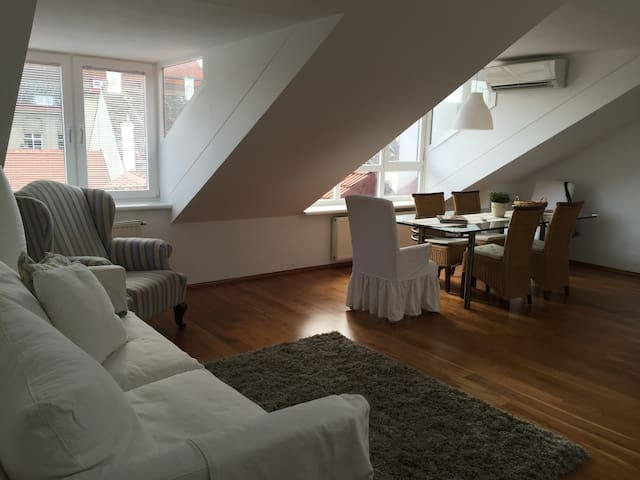 """Feel Good Apartment"" in Nussdorf, Vienna - Vienna - Apartemen"