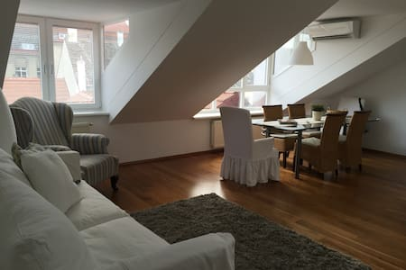 """Feel Good Apartment"" in Nussdorf, Vienna - Lakás"