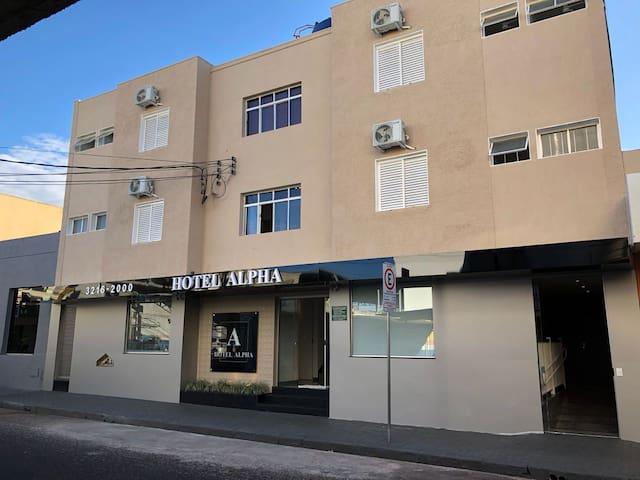 Hotel Alpha Uberlândia
